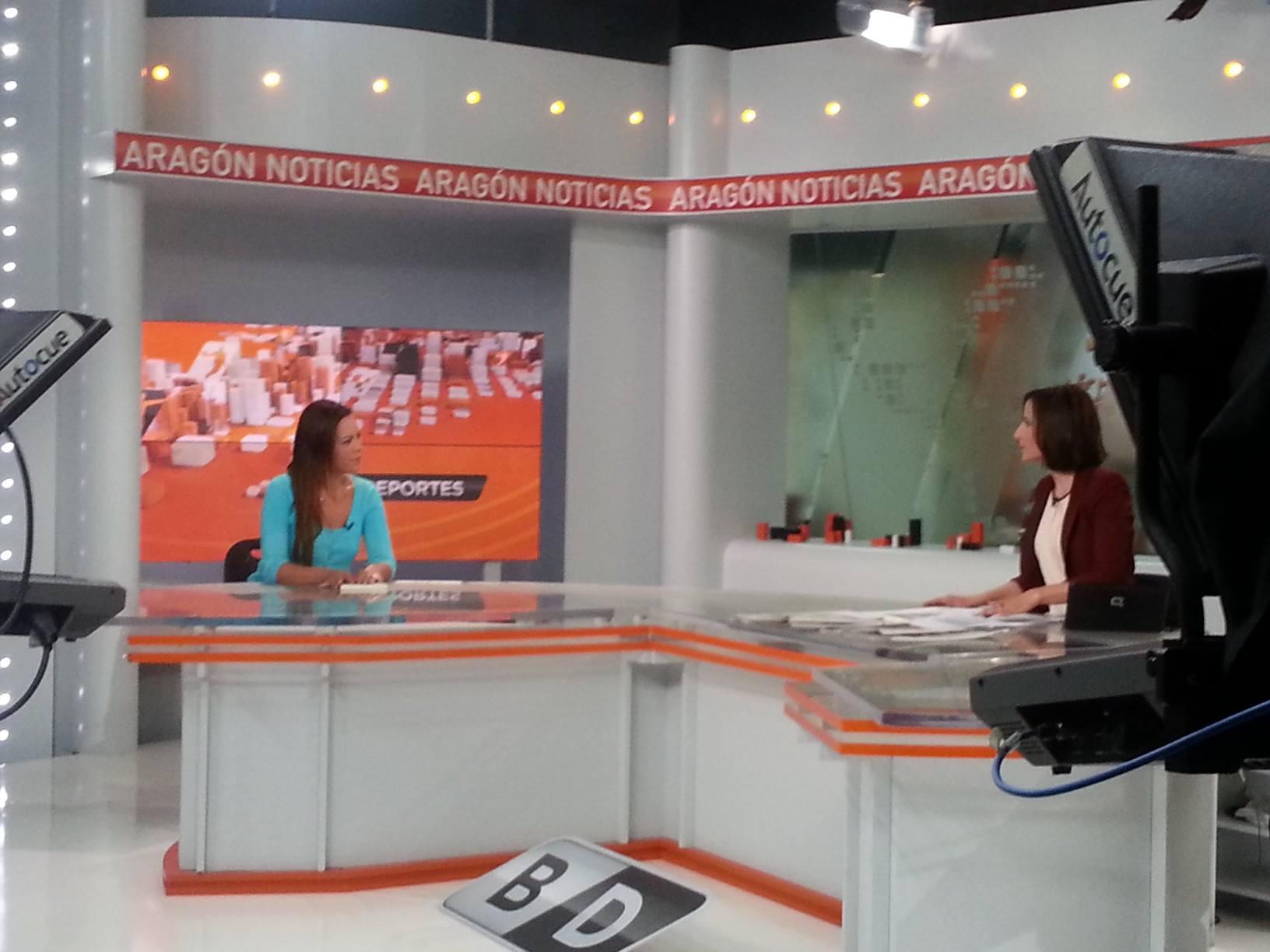 foto tv pilar estopiña