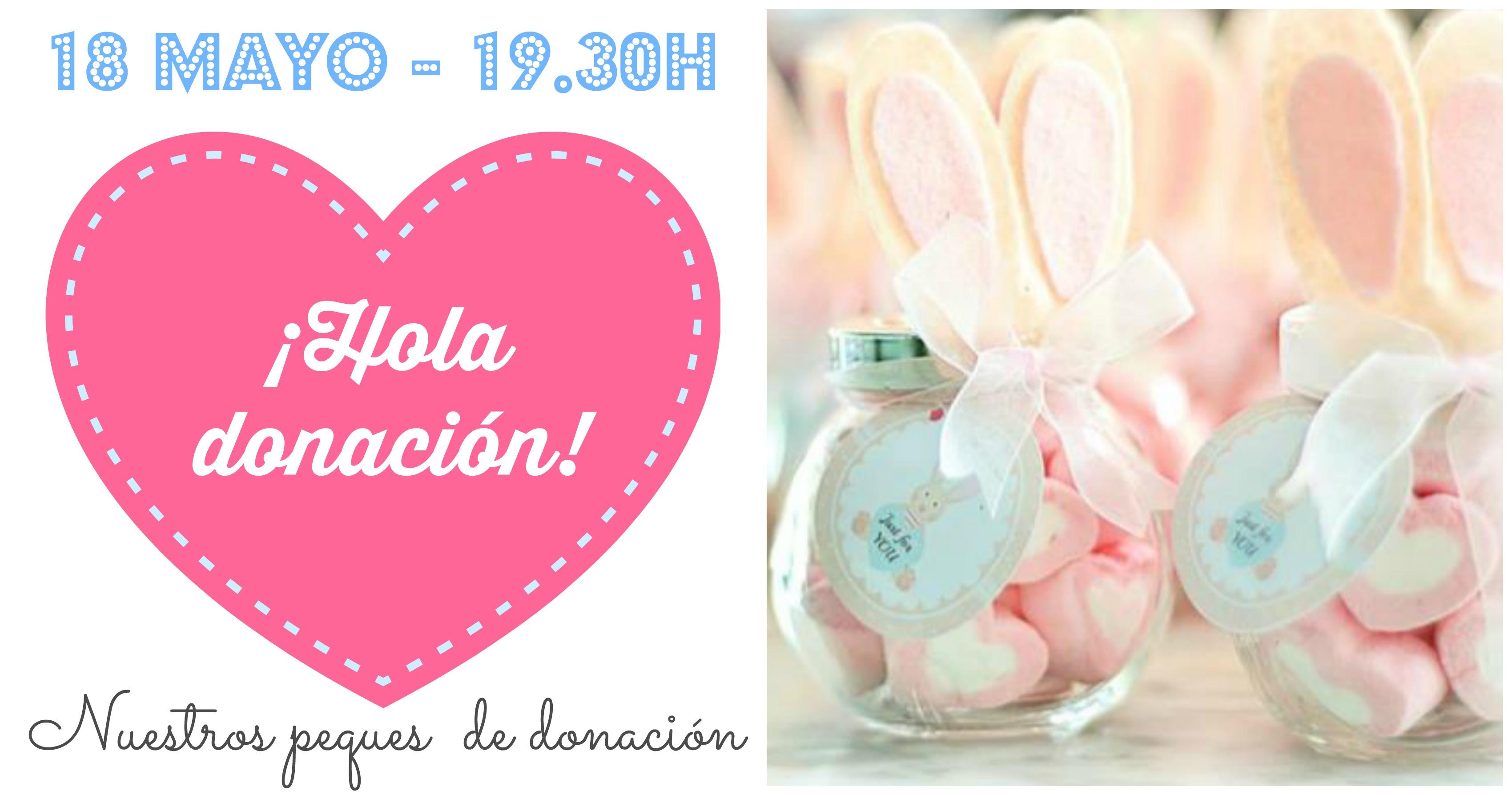 HOLA DONACIÓN